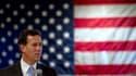 Rick Santorum, ancien candidat à l'investiture républicaine pour la présidentielle américaine.