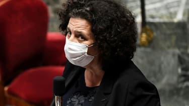 Frédérique Vidal le 16 mars 2021 à l'Assemblée nationale