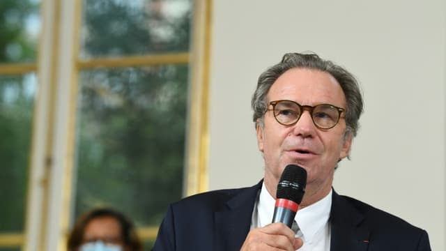 Renaud Muselier, le président des Régions de France.