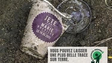 """C'est la 45ème édition de la campagne """"Vacances propres"""":  Elle interpelle plus directement ceux qui jettent leurs déchets en vacances."""