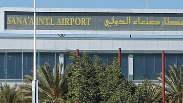 L'aéroport de Sanaa en février 2015 (photo d'illustration)