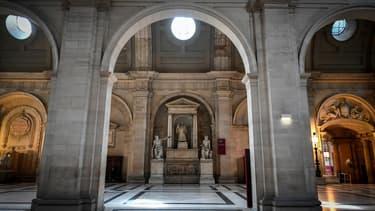 Un palais de justice - image d'illustration