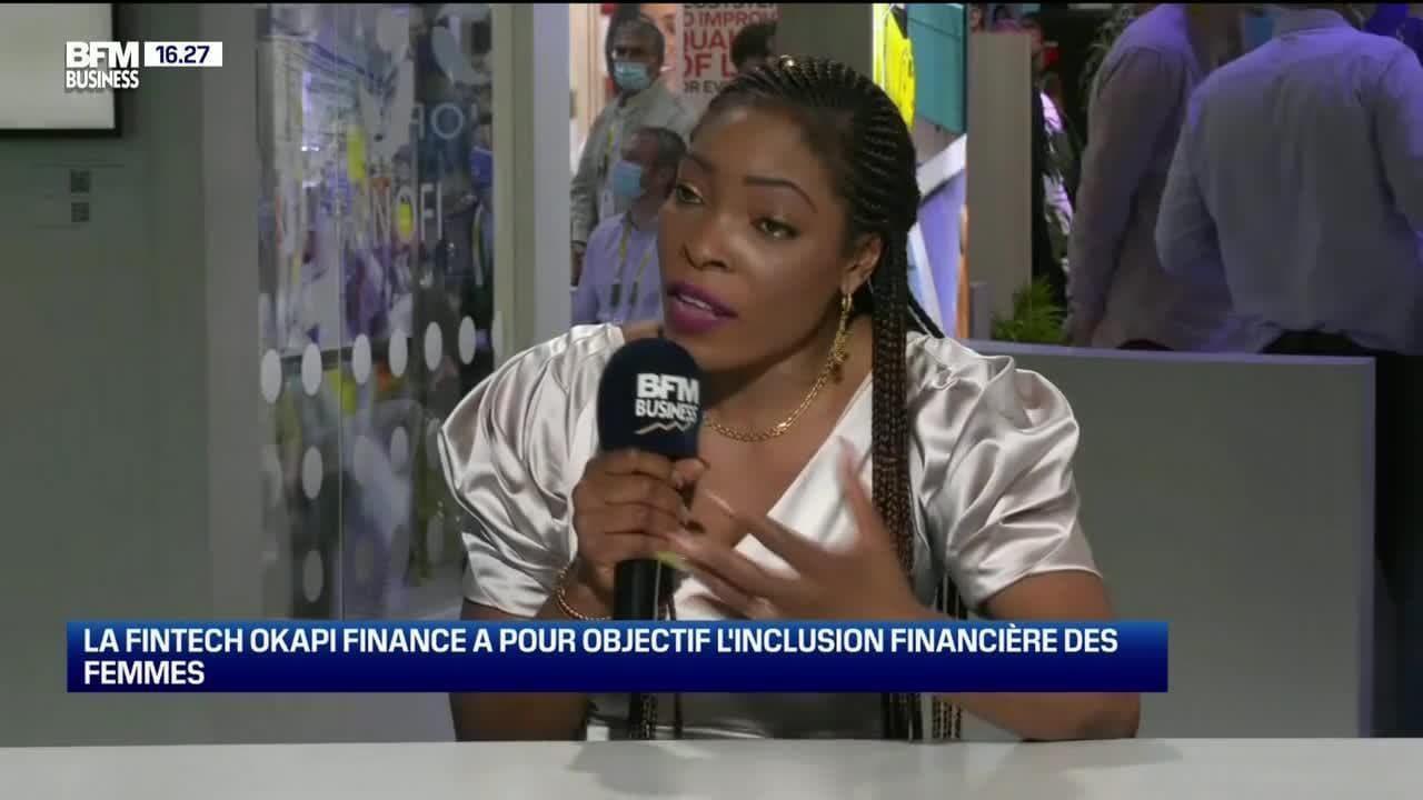 La fintech Okapi Finance a pour objectif l'inclusion ...