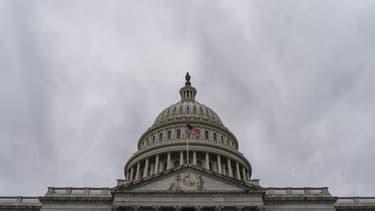 Le capitole des Etats-Unis à Washington.