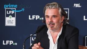 """Ligue 1 / Droits TV : """"Amazon n'est pas invisible"""", défend Labrune"""