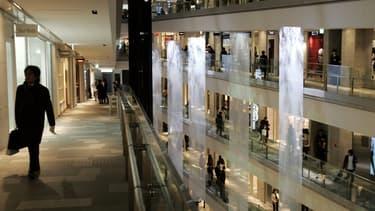Le but est de pousser les Japonais à se rendre davantage dans les boutiques