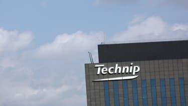 Technip coupe court quant à un possible rapprochement avec son concurrent américain.
