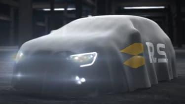 La nouvelle Mégane RS, basée sur la 4ème génération de Mégane sortie fin 2015.