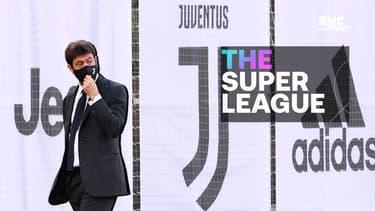 """Super League : Camouflet total pour Agnelli, la Juve admet que """"le projet est terminé"""""""
