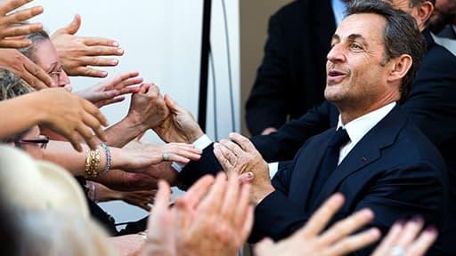 Nicolas Sarkozy peut être reconnaissant, les donateurs ont versé en moyenne 86 euros.