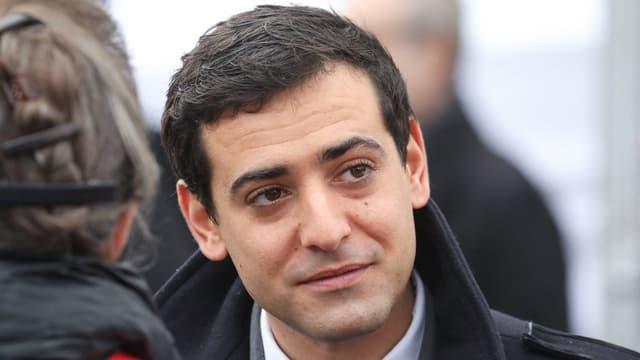 Stéphane Séjourné, eurodéputé LaREM et conseiller d'Emmanuel Macron, le 11 novembre 2018