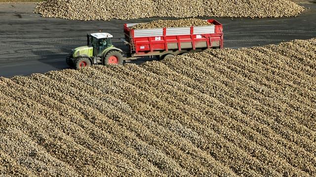 La Commission européenne a plaidé mercredi pour une diminution des fonds accordés à la Politique agricole commune. (image d'illustration)