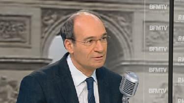 L'ancien ministre du Budget Eric Woerth (UMP)