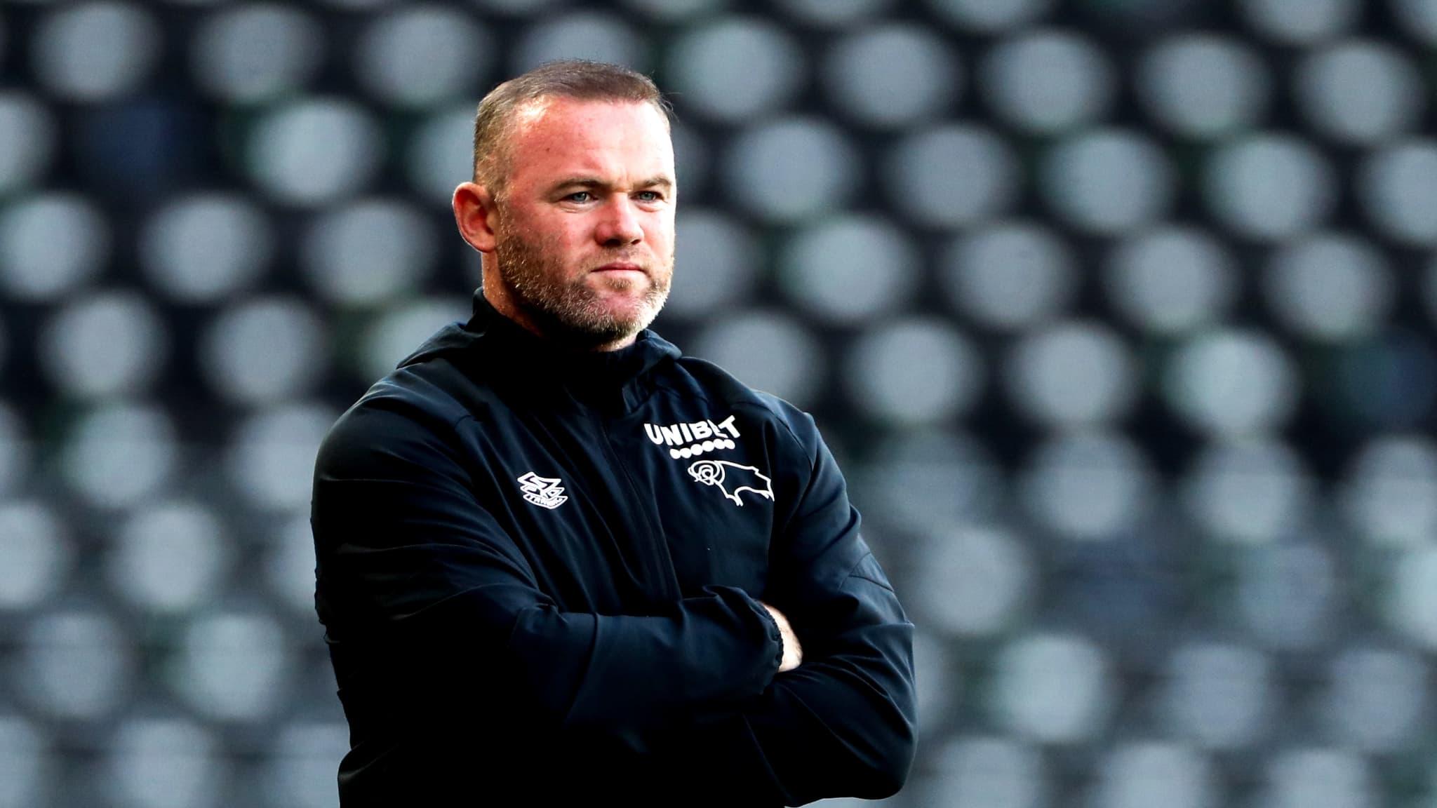 Derby County, entraîné par Wayne Rooney, dépose le bilan