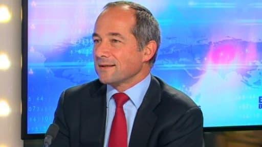 Frédéric Oudéa était l'invité de BFM Business ce jeudi 7 novembre