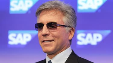 Bill McDermott, le PDG de SAP.