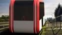 Ultra-léger (à peine 8 tonnes), le projet de Taxirail sollicite beaucoup moins les rails et le ballast, ce qui réduit considérablement les frais d'entretien des voies ferrées.