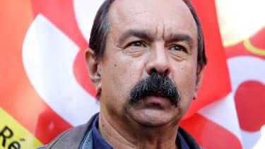 Philippe Martinez, secrétaire général de la CGT, annonce dans un communiqué que la confédération quittait la conférence de financement du système de retraites