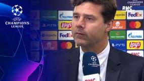 """PSG - Leipzig : Pochettino salue le """"caractère"""" des joueurs parisiens"""