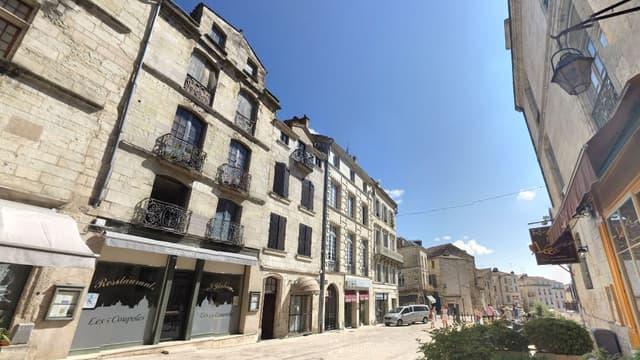 Le centre-ville de Périgueux. (Photo d'illustration)