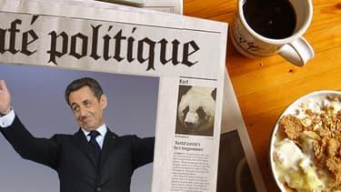 Nicolas Sarkozy sort de son silence malgré lui, avec des fuites dans le Canard Enchaîné...