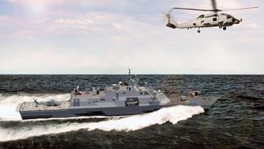 La Grèce se disait prête à s'équiper de deux cyber frégates de défense et d'intervention françaises (FDI) de Naval Group.  Finalement, elle a décidé de se tourner vers les frégates MMSC de Lockheed-Martin.