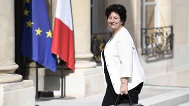 Frédérique Vidal, le 31 mai 2017, à Paris.