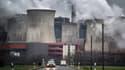 La centrale de lignite de  Niederaussem.