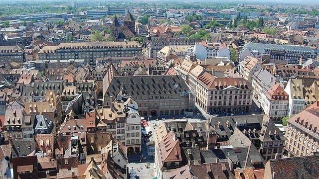 Strasbourg et son fort pouvoir d'achat immobilier