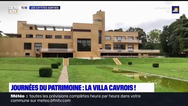Les Ch'tites Sorties : La Villa Cavrois vous accueille pour les Journées du Patrimoine !
