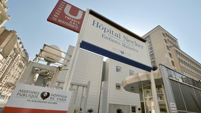 L'enfant est décédé à l'hôpital Necker après avoir souffert d'un hématome sous-dural.