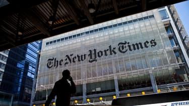 Le quotidien américain The New York Times a présenté samedi ses excuses après la publication d'un dessin antisémite