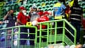 Un spectateur du Sporting a chuté d'une tribune en plein match