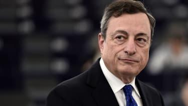 Mario Draghi fait partie du groupe des 30.