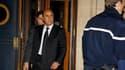 L'un des deux principaux acteurs de ce trafic présumé, Pierre Falcone, ici lors du procès en première instance au terme duquel il avait été condamné à six mois de prison et écroué. Vingt-et-un protagonistes présumés de ventes d'armes à l'Angola entre 1993