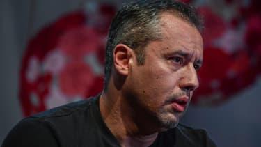 Nelson Almeida en juillet 2019