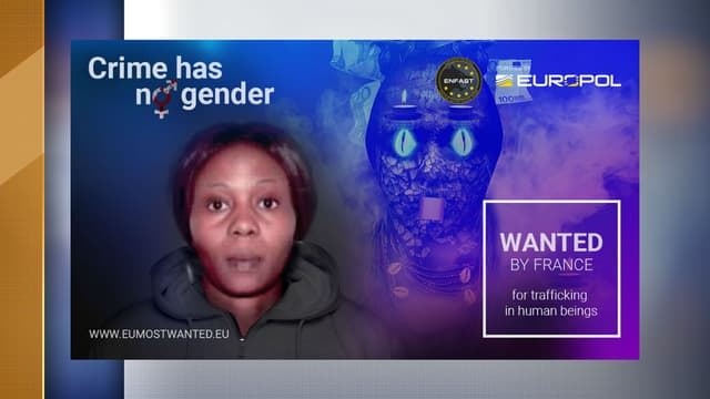 Jessica Edosomwan est recherchée par la police française depuis 2017.