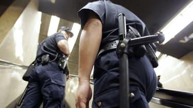 Photo d'illustration de la police nationale.