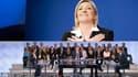 Marine Le Pen est l'invitée Des Paroles et des actes jeudi sur France 2.