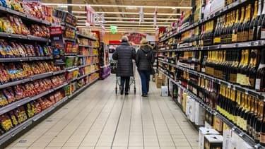 Les prix ont augmenté en moyenne de 0,9% dans la grande distribution en 2019