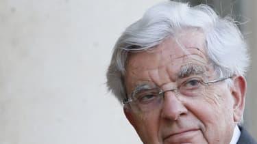 Jean-Pierre Chevènement, en septembre 2013.