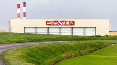 L'usine William Saurin de Pouilly sur Serre