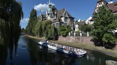 "La ""Neustadt"", attraction touristique strasbourgeoise."