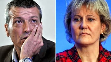 Edouard Martin et Nadine Morano seront adversaires dans le Grand-est aux élections européennes