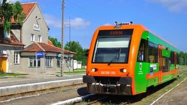 Arriva est présent dans 15 pays, comme ici, en Pologne.