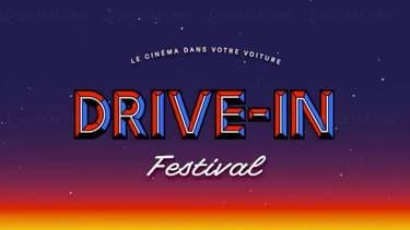 L'affiche du Drive-In Festival de Bordeaux