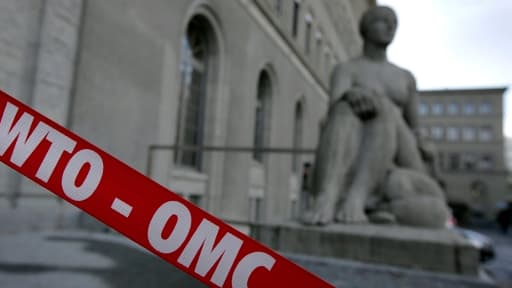 "L'administration Trump fustige l'OMC et promet une approche ""plus agressive""."