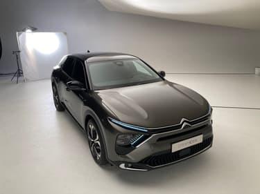 Citroën dévoile ce lundi sa nouvelle grande berline, la C5X.