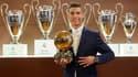 Cristiano Ronaldo, vainqueur du Ballon d'Or 2016
