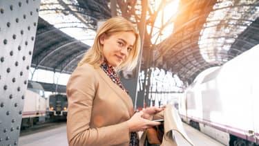 Réalisez des économies sur vos déplacement professionnels en train, grâce à la Carte Liberté